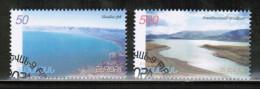 CEPT 2001 AM MI 431-32 USED ARMENIA - Europa-CEPT
