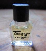 Miniature De Parfum TAMANGA DE LEONARD 1,5ML - Perfume Miniatures