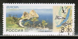CEPT 2001 RU MI 910 RUSSIA USED - 2001