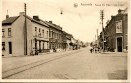 N°77372 -cpa Andenelle -avenue Roi Albert- - Andenne
