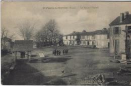 SAINT PIERRE DE TRIVISY   LE  GRAND PORTAIL - Francia