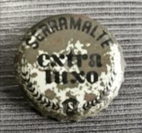 Brazil Bottle Caps Beer, Chapa De Botella De Cerveza - SERRAMALTE EXTRA LUXO - Capsules