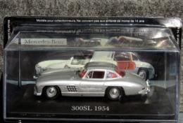 MERCEDES BENZ 300 SL 1954 - NEUF Sous Blister & Boîte Plastique - Cars & 4-wheels