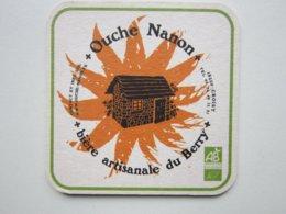 SOUS BOCK / Ouche Nanon - Bière Artisanale Du Berry - 18350 CROISY - Beer Mats