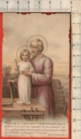 "Antico Santino ""San GIUSEPPE"" N.398-Bouasse Jeune, Paris - Religion & Esotericism"