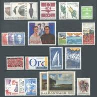 DANEMARK - Année Complète 1992 ** - BF Inclus - Danimarca