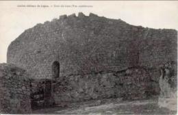 Ancien Château De LOGNE - Tour Du Guet (Vue Extérieure) - Ferrieres