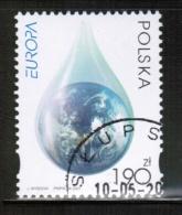 CEPT 2001 PL MI 3886 USED POLAND - 2001