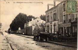 CPA ORMESSON La Grande Rue (869563) - Ormesson Sur Marne