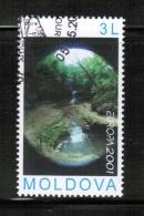 CEPT 2001 MD MI 388 USED MOLDOVA - 2001