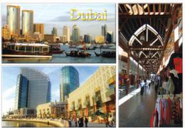 1 AK Dubai United Arab Emirates * Ansichten Von Dubai - Vereinigte Arabische Emirate * - Dubai