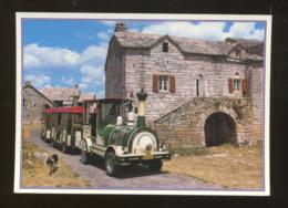 Saint-Enimie (48) : Ferme De Boissets, Le Petit Train Des Causses - Autres Communes