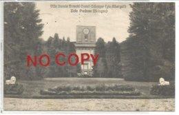Zola Predosa, Bologna, 8.7.1929, Villa Ducale Braschi Onesti Calcagno (già Albergati). - Bologna
