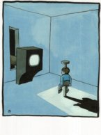 B57793 CPM Illustrateur Tomi Ungerer  - L'enfant Et Le 3e Millénaire - Künstlerkarten