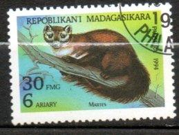 MADAGASCAR Martes 1994 N°1353 - Madagaskar (1960-...)