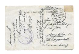 JAGDSTAFFEL 5 AVIATION ALLEMANDE WW1 /FREE SHIPPING REGISTERED - Allemagne