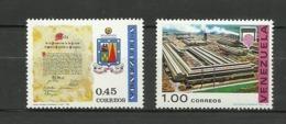 Venezuela ** Mnh 1969  INDUSTRIAL - Venezuela