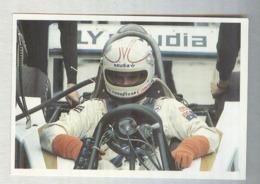 A.JONES SU WILLIAMS...PILOTA....AUTO..CAR....VOITURE....CORSE...FORMULA 1 UNO - Car Racing - F1