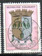 MADAGASCAR  Armoirie 1963-64 N°388a - Madagaskar (1960-...)