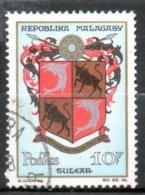 MADAGASCAR  Armoirie 1963-64 N°389 - Madagaskar (1960-...)
