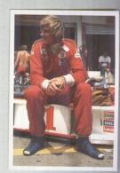 JAMES HUNT.....PILOTA....AUTO..CAR....VOITURE....CORSE...FORMULA 1 UNO - Car Racing - F1