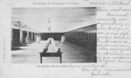 Haute-Croix . Pensionnat Des Religieuses Ursulines.  La Grande Salle De Toilette. Scan - Bélgica