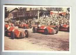 FANGIO,FARINA E FAGIOLI.....PILOTA....AUTO..CAR....VOITURE....CORSE...FORMULA 1 UNO - Car Racing - F1