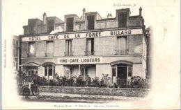 78 - SAINT GERMAIN --  Maison Bois - St. Germain En Laye