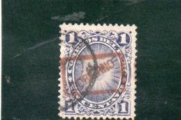 PEROU 1889 O - Peru