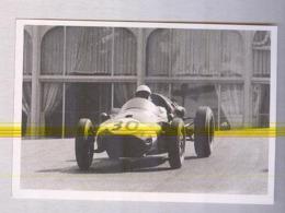 MOSS SU COOPER.....PILOTA....AUTO..CAR....VOITURE....CORSE...FORMULA 1 UNO - Automobile - F1