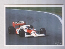 PROST SU MACLAREN....PILOTA....AUTO..CAR....VOITURE....CORSE...FORMULA 1 UNO - Car Racing - F1