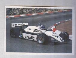 ROSBERG SU WILLIAMS.....PILOTA....AUTO..CAR....VOITURE....CORSE...FORMULA 1 UNO - Car Racing - F1