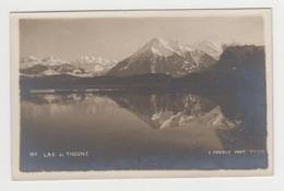 AB290 - SUISSE - Lac De Thoune - J. Moeglé - BE Berne