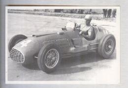 ASCARI SU FERRARI....PILOTA....AUTO..CAR....VOITURE....CORSE...FORMULA 1 UNO - Automobile - F1