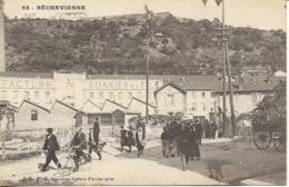 VIENNE (Isère) BECHEVIENNE Manufacture BONNIER Et Fils (sortie Du Personnel) - Vienne