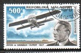 MADAGASCAR P Aérienne  Liaison Aérienne Majunga-Tananarive 1967 N° 101 - Madagaskar (1960-...)