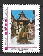 France. Alsace. Le Pigeonnier D'Equisheim. Envoi France 0,86 €. Europe 1,30 €. - France