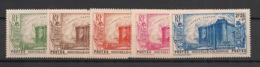 Nouvelle Calédonie - 1939 - N°Yv. 175 à 179 - Révolution - Série Complète - Neuf Luxe ** / MNH / Postfrisch - Nueva Caledonia