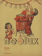 Protège Cahier Néolux - Sports