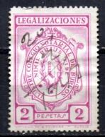 Fiscal Colegio Notarial De Burgos - Fiscales