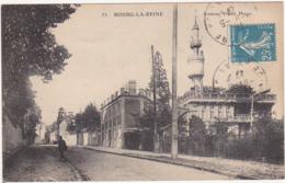 92 - BOURG-LA-REINE - Avenue Victor Hugo - 1927 / 1 Personnage - Bourg La Reine
