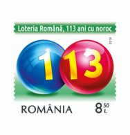 Romania 2019 / THE ROMANIAN LOTTERY, 113 YEARS OF LUCK - Giochi