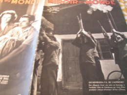 MIROIR/ AVENIR AUTRICHE HOHENBERG KUNIGL /BELGIQUE DEGRELLE VAN ZEELAND / - Books, Magazines, Comics