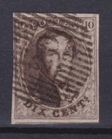 N° 10 Margé DISTRIBUTION 20 WANDRE COBA +30.00 - 1858-1862 Medaillen (9/12)