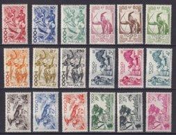 TOGO - Série De 1947 Neuve TTB - Togo (1914-1960)