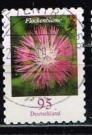 Bund 2019,Michel# 3482 O Blumen: Flockenblume Selbstklebend - Gebraucht