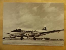 JAL / JAPAN AIR LINES    DE HAVILLAND HERON      AIRLINE ISSUE / CARTE COMPAGNIE - 1946-....: Modern Era