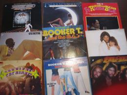 33T(23x) Pop Anglaise Donna Summer James Brown BoneyM Tom Jones Beegees Curtis - Disco, Pop