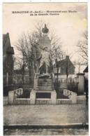 Marquise / Le Monuments Aux Morts  / Ed. Bouhet - Marquise