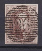 N° 10 A Margé 26 CHATELINEAU Concours - 1858-1862 Médaillons (9/12)